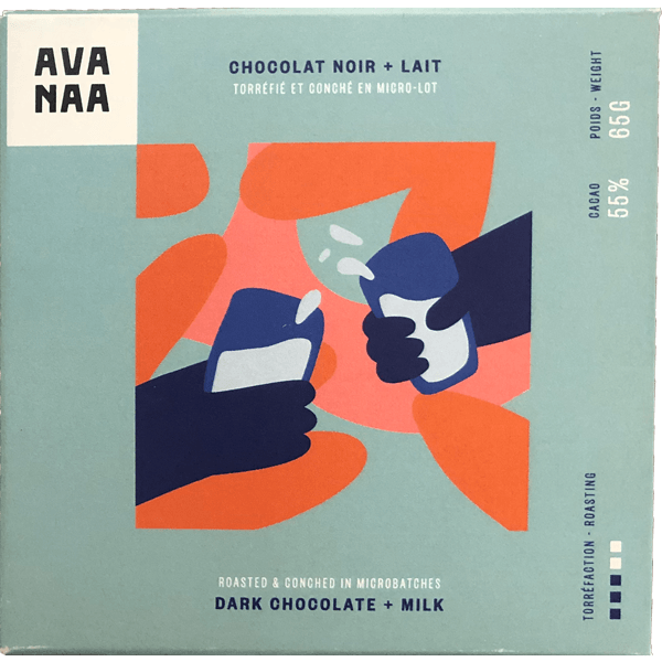 Avana - Noir Lait