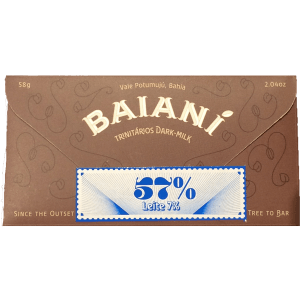 Baiani - milk 57%