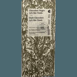 Chocolataria Equador - Negro 73% Sao Tome
