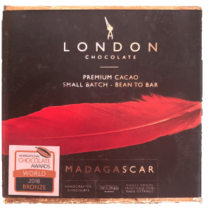 London Chocolate - Madagascar