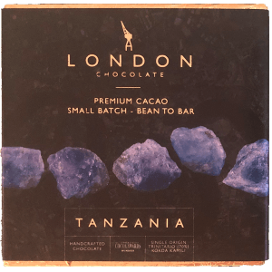London Chocolate - Tanzania