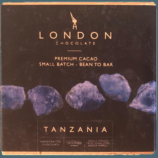 London Chocolate - Tanzania