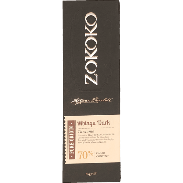 Zokoko - Mbingu Dark