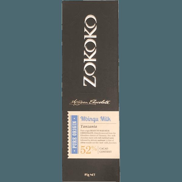 Zokoko - Mbingu Milk