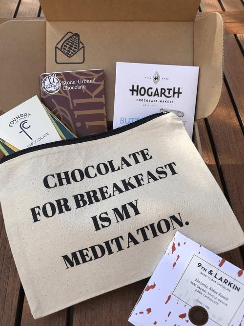 201906 - Dark Chocolate Box