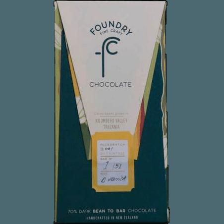 Foundry - Tanzania 70%