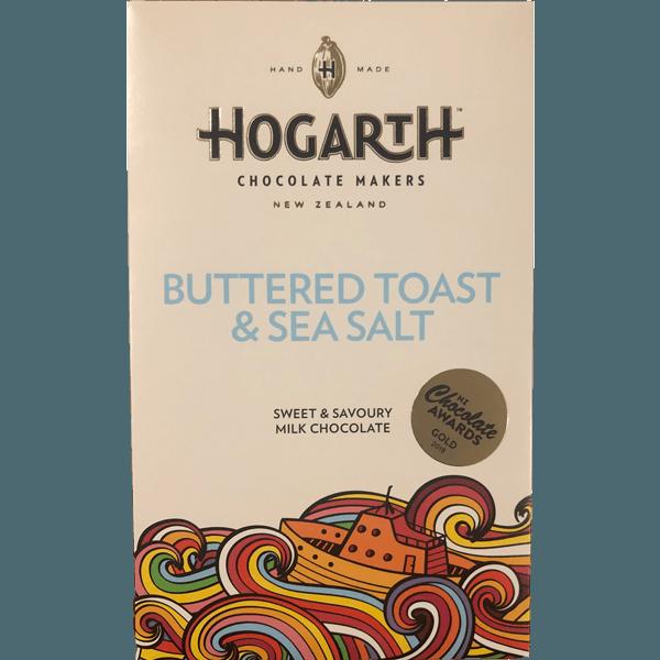 Hogarth - Buttered Toast & Sea Salt