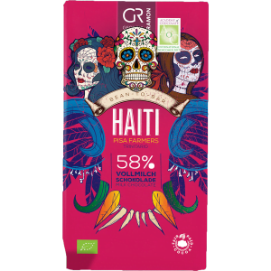 Georgia Ramon - Haiti 58% Milk