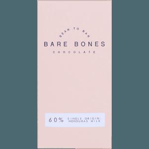 Bare Bones Chocolate - Honduras Milk