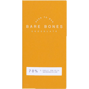 Bare Bones Chocolate - Madagascar 70%