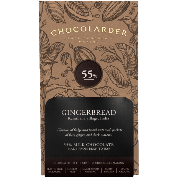 Chocolarder - Gingerbread