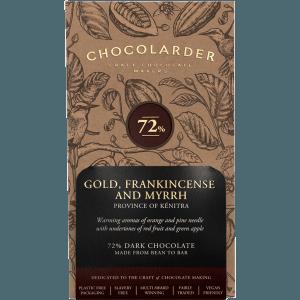 Chocolarder - Gold Frankincense Myrrh
