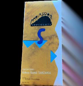 Monsoon - Origin Series Kokoa Kamili Tanzania 77%