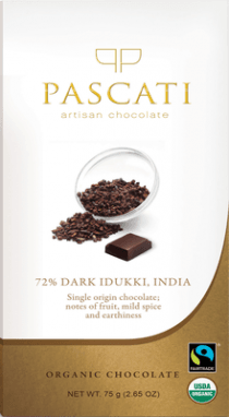 Pascati - Dark Chocolate