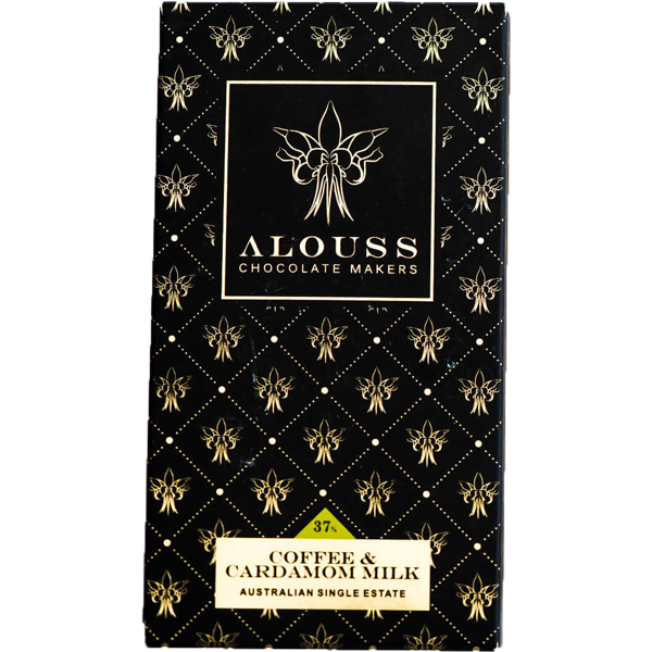 Alouss - Coffee and cardamom milk