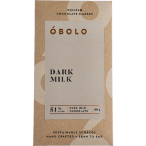 ÓBOLO - Dark Milk Chocolate 51%