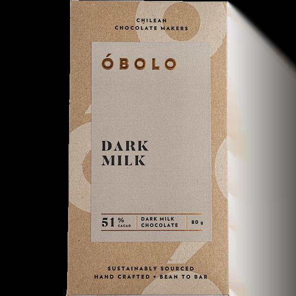 ÓBOLO - Dark Milk Chocolate 51%