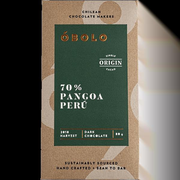 ÓBOLO Chocolate - PANGOA PERU