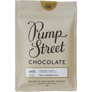 Pump Street Chocolate - Maranon Milk