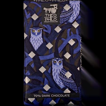 Theo & Philo - 70% Dark Chocolate