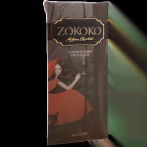 Zokoko - Goddess Dark Chocolate