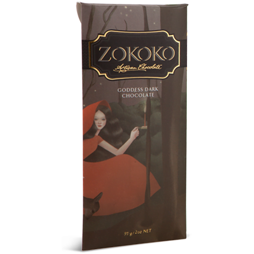 Zokoko - Goddess Dark Chocolate