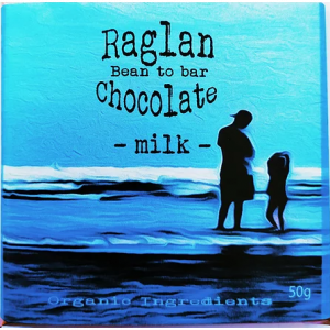 Raglan Chocolate - Milk
