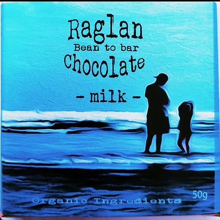 Raglan Chocolate - Milk
