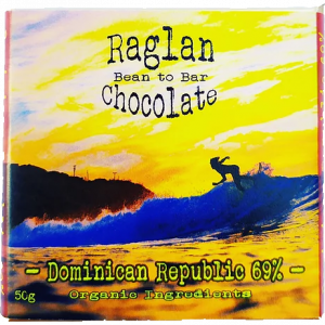 Raglan Chocolate - Dominican Republic