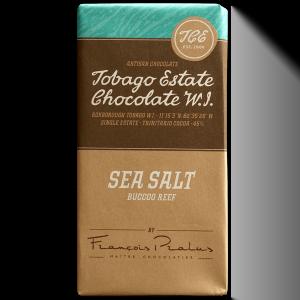 Togabo Estates - Buccoo dark milk with sea salt
