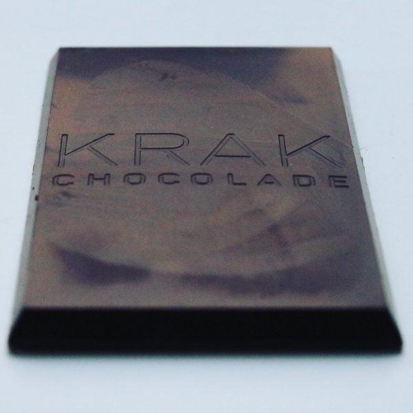 Krak Chocolate close up